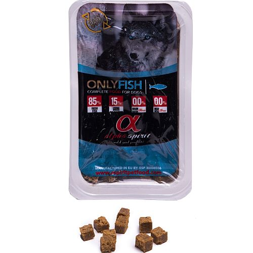 Krmivo ALPHA Only Fish 210g