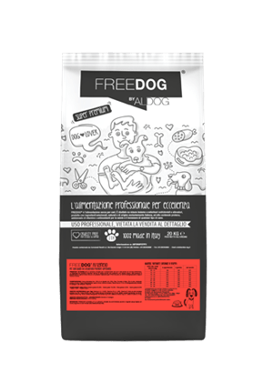 Freedog With Lamb 20kg