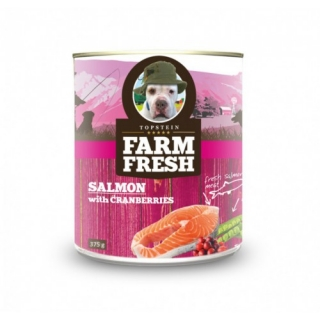 Farm Fresh – Salmon with Cranberries 750g