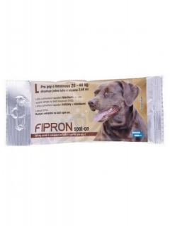 BIOVETA Fipron Spot on Dog L sol 1x2,68ml