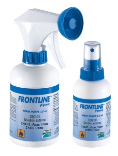 MERIAL Frontline Antiparazitní spray 100ml