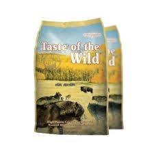 Taste of the Wild High Prairie 13 kg DUOPACK