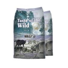 Taste of The Wild Sierra Mountain Canine 13 kg DUOPACK