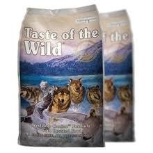 Taste of The Wild Wetlands Wild Fowl 13 kg DUOPACK