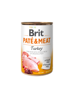 BRIT PATÉ & MEAT - TURKEY 400g