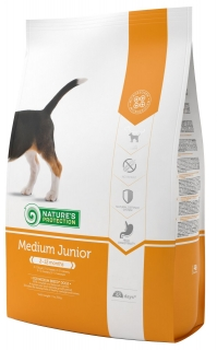 Natures Protection Medium Junior 7.5 kg