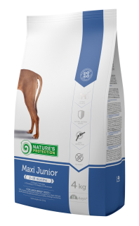 Natures Protection Maxi Junior 4kg
