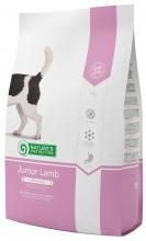 Natures Protection Dog Junior with Lamb 2 kg dog food