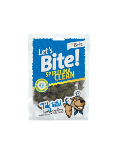 Brit Let's Bite Spirulina Clean 150g